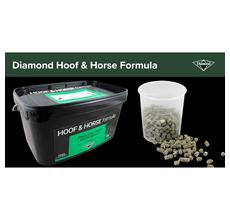 DIAMOND HOOF & HORSE FORMULA 5KG