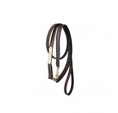 KENTUCKY LEATHER COVERED CHAIN BR