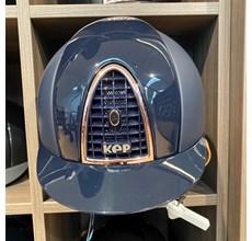 KEP TEXT BLUE/FR&R POLISH/FRA ROSEG/CHIN BEIGE MED