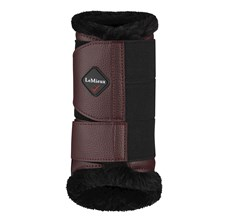 LE MIEUX W21 BRUSHING BOOTS FLEECE RIOJA LARGE