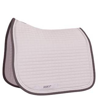 ANKY DRESSAGE PAD DELUXE GREY
