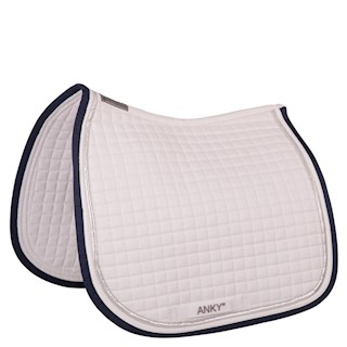 ANKY DRESSAGE PAD DELUXE WIT