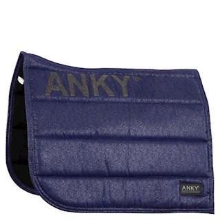ANKY S20 SADDLE PAD DARK BLUE