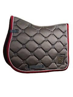 EQ STOCKHOLM ZADELDEK GREY BORDEAUX JUMP