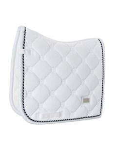 EQ STOCKHOLM ZADELDEK WHITE PERFECTION DRESSAGE