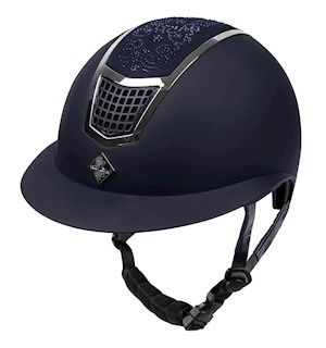 FP HELM QUANTINUM CHIC WV NAVY SMALL (53-55)