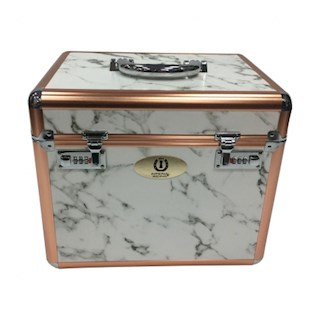 IR GROOMING BOX SHINY WHITE MARBLE