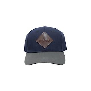 KENTUCKY BASEBALL CAP NAVY LEDER LOGO