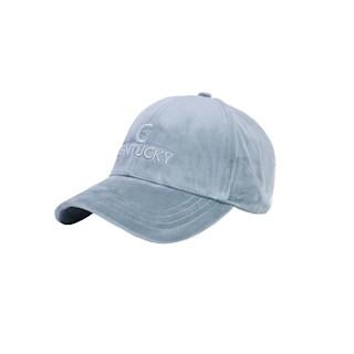 KENTUCKY BASEBALL CAP VELVET LIGHT BLUE