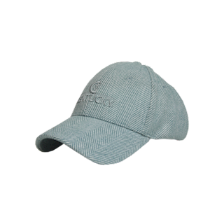 KENTUCKY BASEBALL CAP WOOL LIGHT BLUE