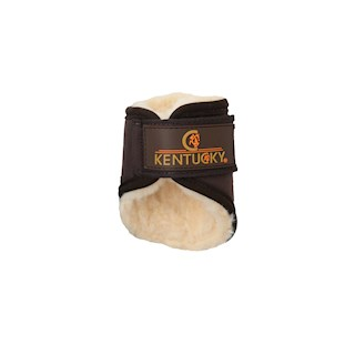 KENTUCKY TURNOUT BOOTS SOLIMBRA BROWN HIND SHORT