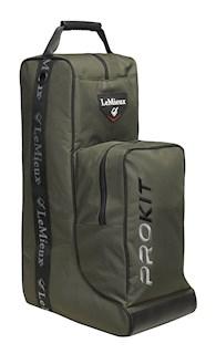 LE MIEUX W21 HAT&BOOT BAG OAK GREEN