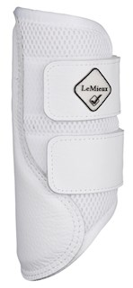 LM MESH BRUSHING BOOTS WHITE M