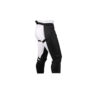 QHP WATERPROOF LEG PROTECTION ZWART