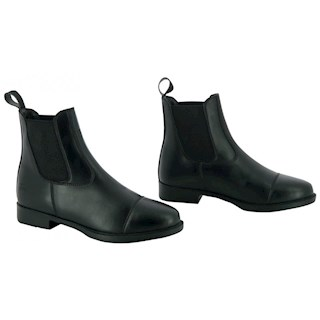 RW SCHOEN SYNTH BLACK BOOTS 40